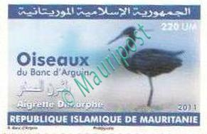 Timbre Mauripost : oiseaux